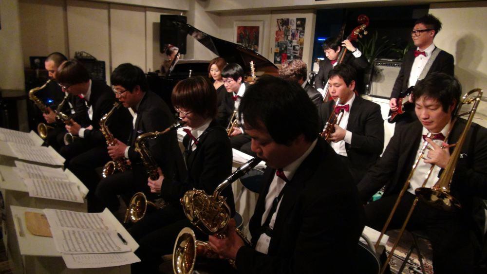 ART ENSEMBLE OF BUSAN 大阪ライブでした。