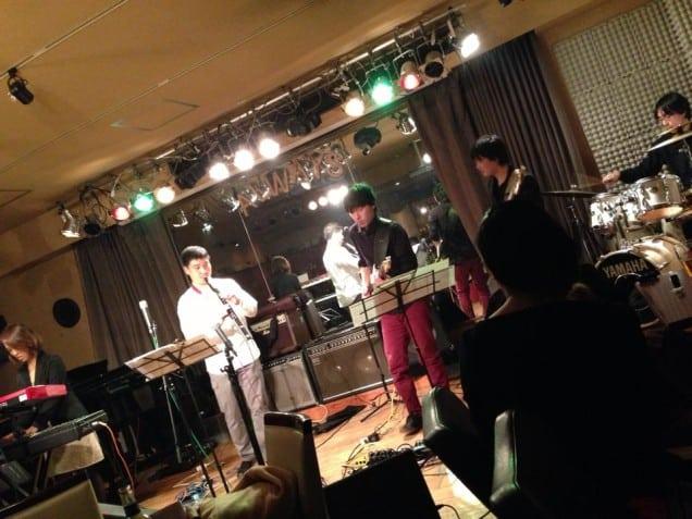 川上弦太バンド Groovenight 終了しました。