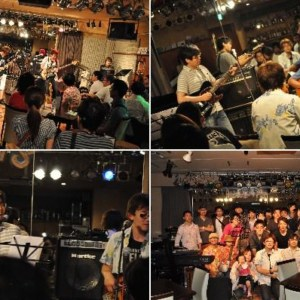 尾崎タカオギター教室発表会でした。