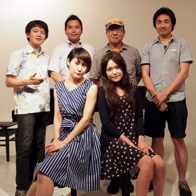 7月19日は梅田ロイヤルホースにてPesce & Friends で演奏します。