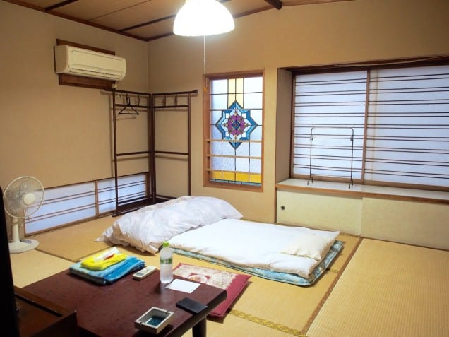 関目水月旅館