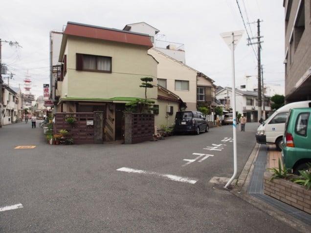 関目水月旅館への行き方6
