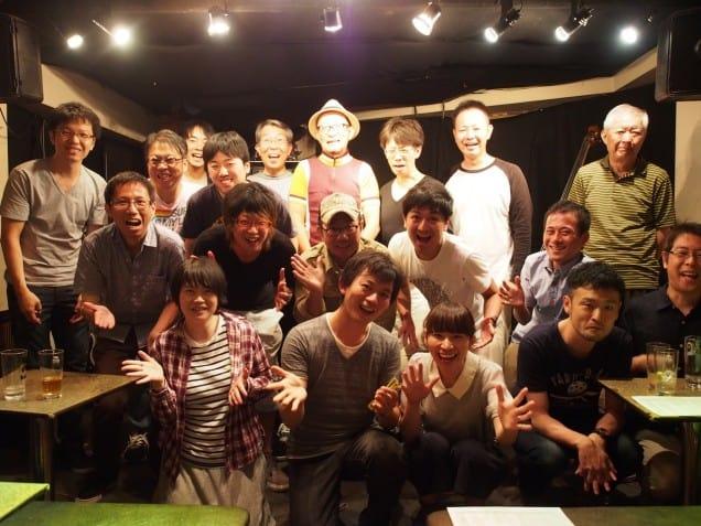 【動画】ベース教室発表会(コピー大会)&忘年会のお知らせ