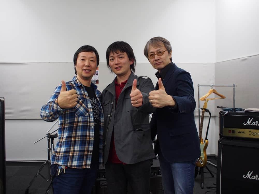 宮脇俊郎さん&宮下智さん『気軽にジャム・セッション・セミナー』に参加しました。