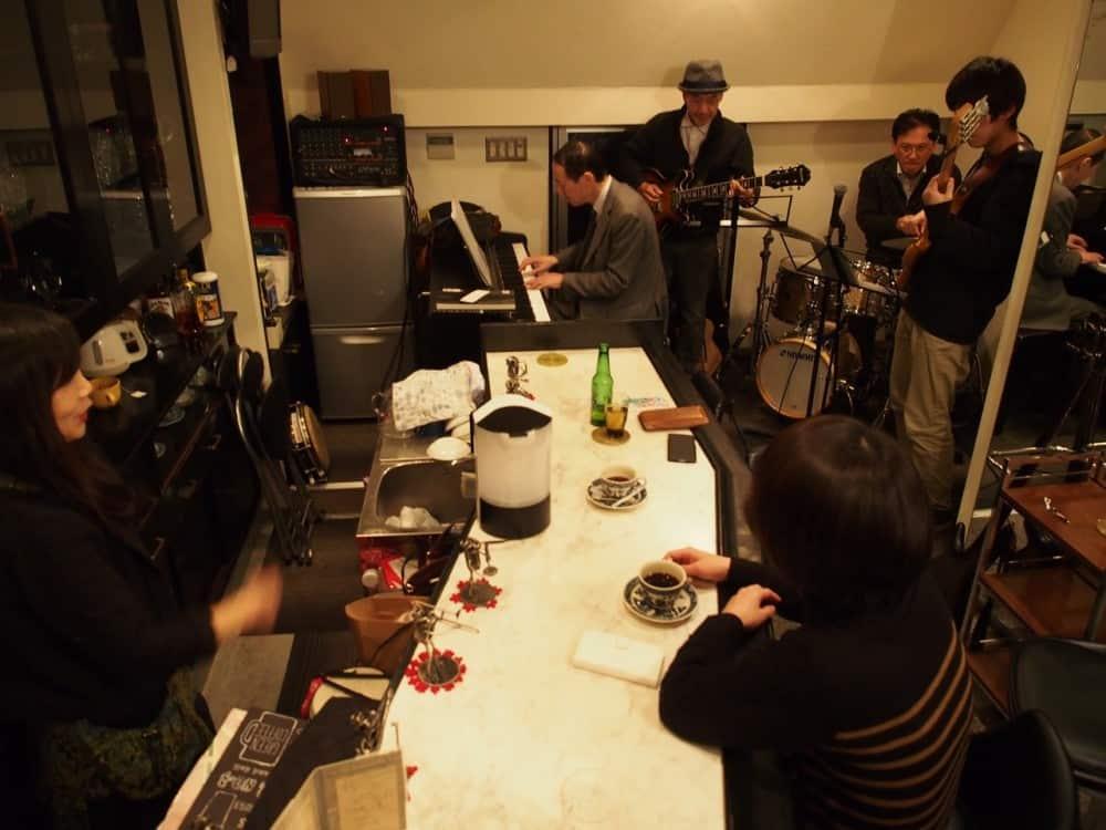 4月14日(木)は寝屋川Micci倶楽部(ミッチクラブ)にてジャズジャムセッションホストです。