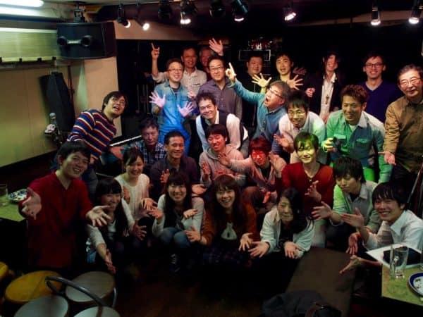 5月28日第2回フレッシュバンド大会(尾崎ギター教室 津田ベース教室 山口ドラム教室合同)開催します。