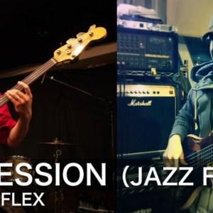 6月9日(木)は藤田拓也くんと関目フレックスにてジャムセッション