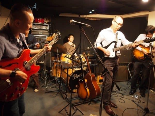 【レポート】10月6日(木)は関目フレックスにてBlues&JazzFunkセッション(with沼津さん高瀬さん)