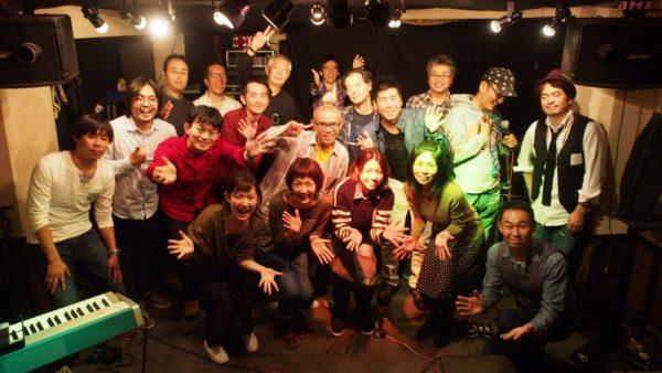 【レポート】尾崎ギター教室との合同イベント【ブルース大会】10月30日(日)