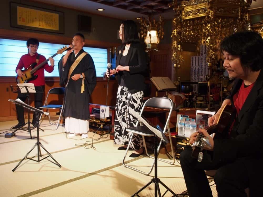 阿倍野泰然寺ジャズコンサートvol3 大盛況にて終了しました!