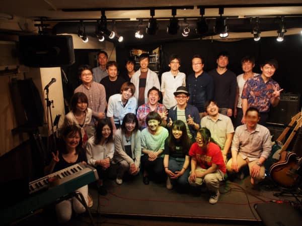 第2回フレッシュバンド大会(尾崎ギター教室 津田ベース教室 山口ドラム教室合同)レポート!