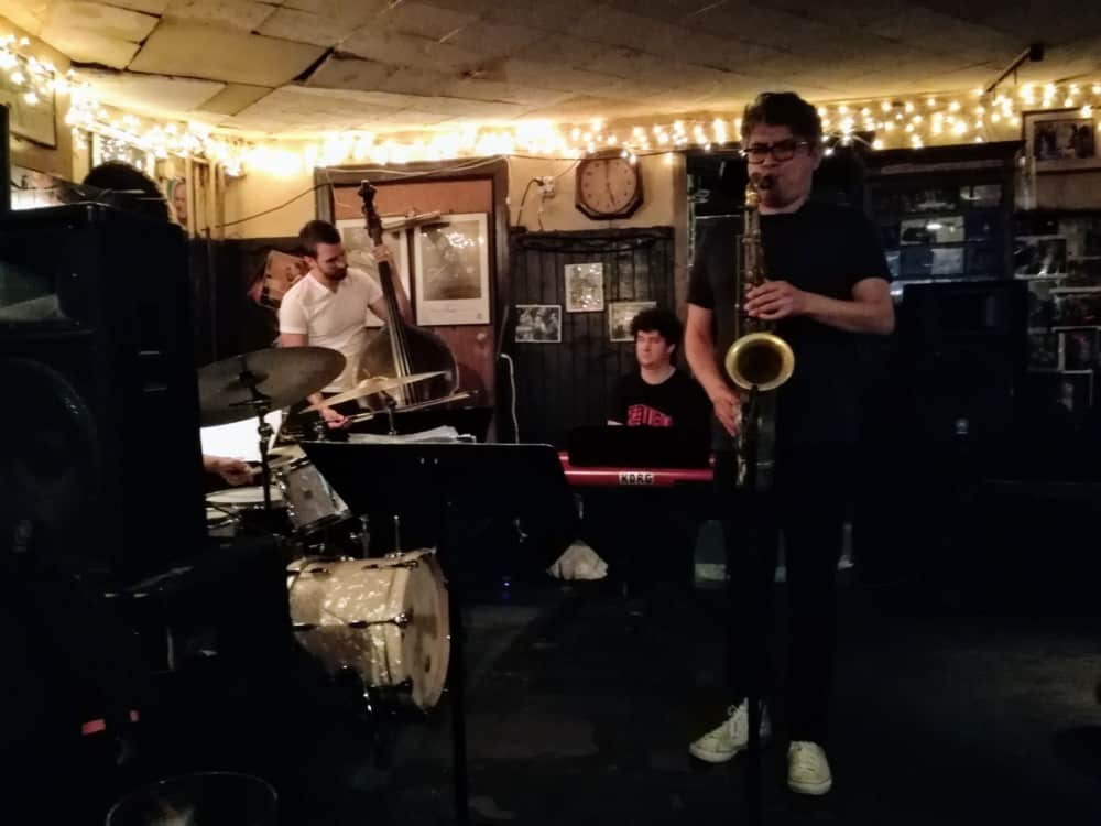 Stan Killian Quartet