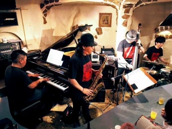ついったー東方部 Jam セッション@Cafe de Iwacco 8/4