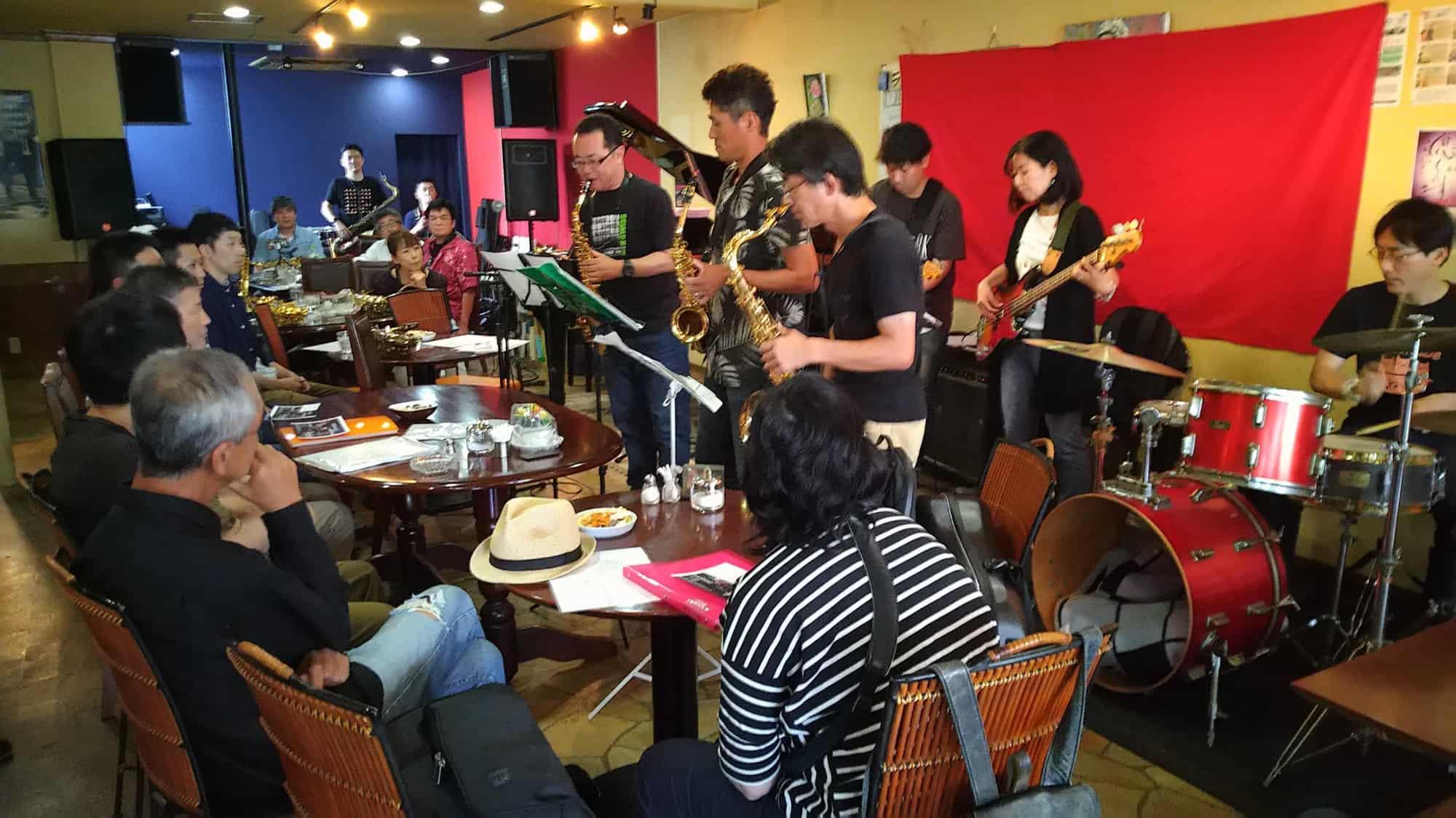 【大盛況にて終了】OPEN MIC & JAM Session@Cafe de Iwacco
