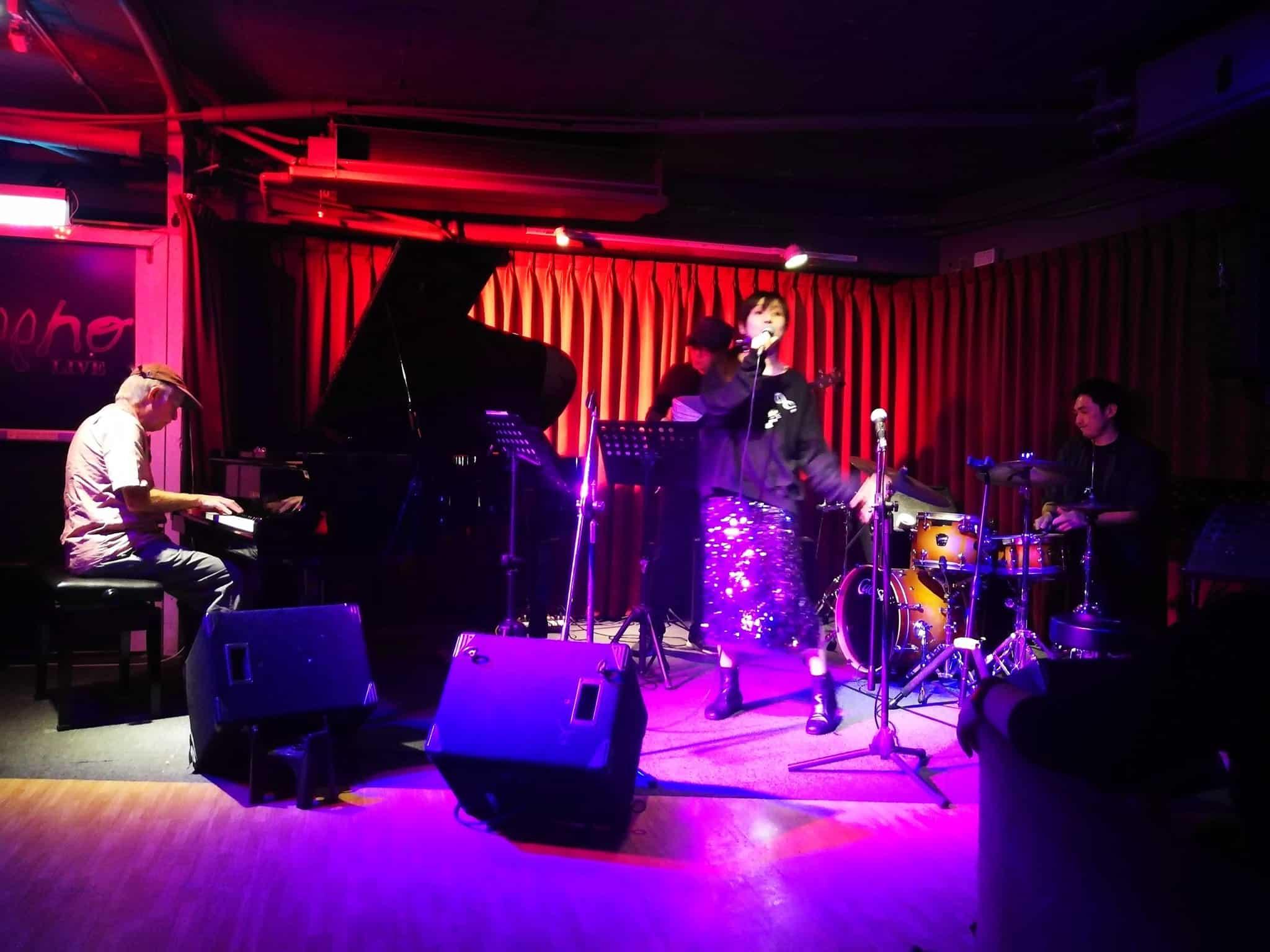 台北 Sappho live jazz 2Daysとベーシストが海外セッションにおけるおさえてきたい事項