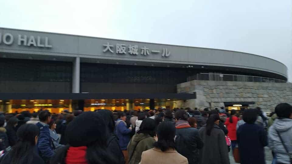 THE ALFEE 大阪城ホール2019年